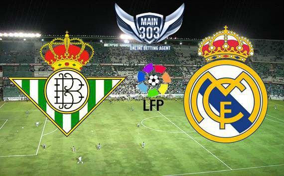 Prediksi Pertandingan REAL BETIS VS REAL MADRID World Cup Ru