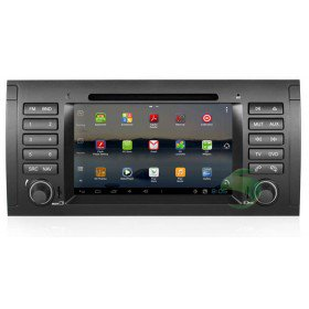 Android 4.0 Auto DVD Player GPS Navigationssystem für BMW 5 Series E39(1996 1997 1998 1999 2000 2001 2002 2003)
