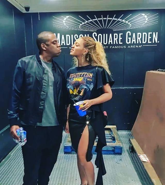 Instagram video by Beyoncé • Sep 8, 2016 at 6:06am UTC