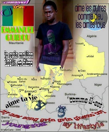 YOUNGSTAR Y.C.C.B | Rap from Bamako, ML