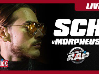 """SCH """"Morpheus"""" en live dans Planète Rap ! - Vidéo Skyrock"""