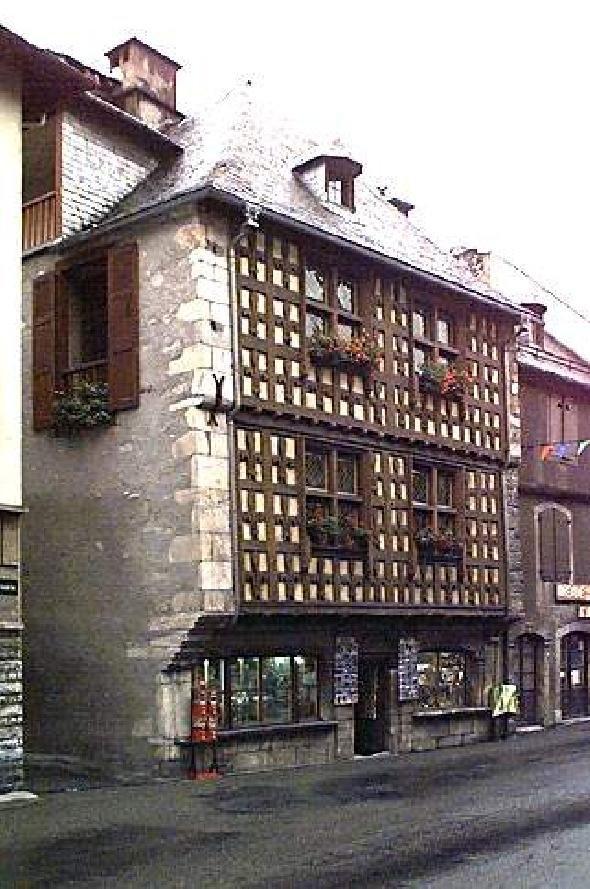maison des Lys à Arreau (Hautes pyrenees)