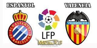 IDN SPORTSBOOK MACAU303: Prediksi Judi Bola Espanyol vs Valencia 13 Mei 2017