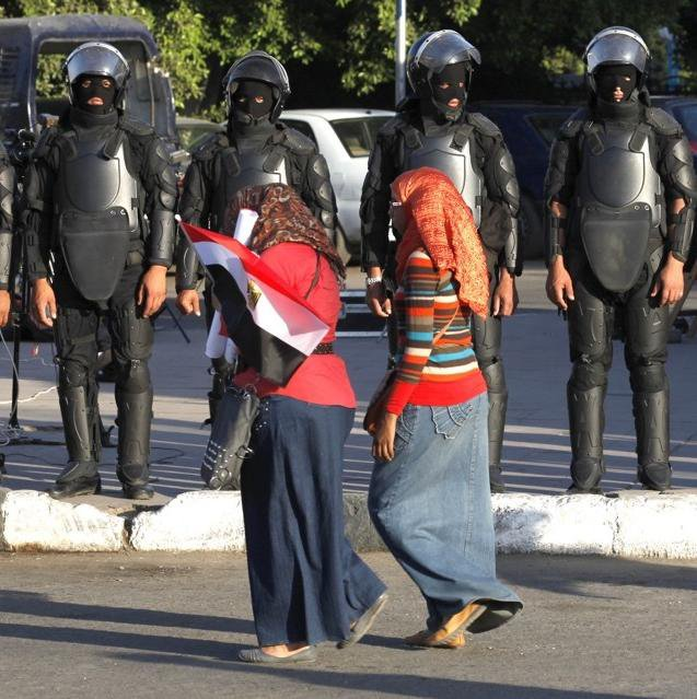 Egypt's Security Forces Regularly Use Sexual Violence Against Protesters, Detainees: Report | VICE News
