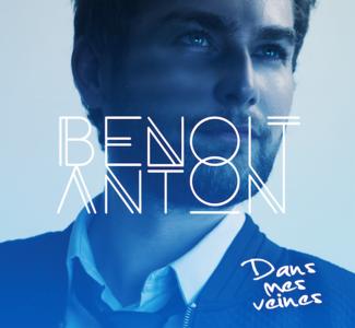 Le chanteur Benoît Anton présente son album 'Dans mes veines'