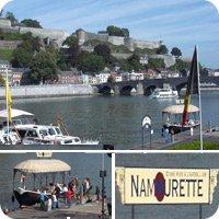 Bienvenue au Port Autonome de Namur