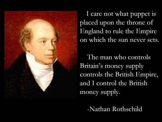 The Rothschilds are Jesuits