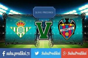 Prediksi Bola Real Betis Vs Levante 26 September 2017