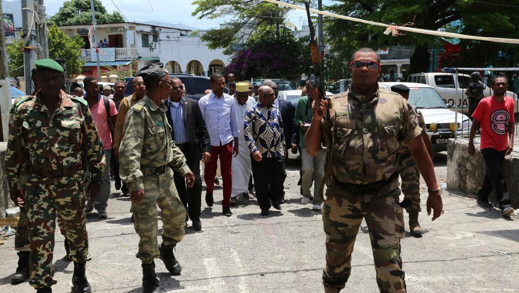Comores: des «insurgés» anjouanais réfugiés à Mayotte - RFI