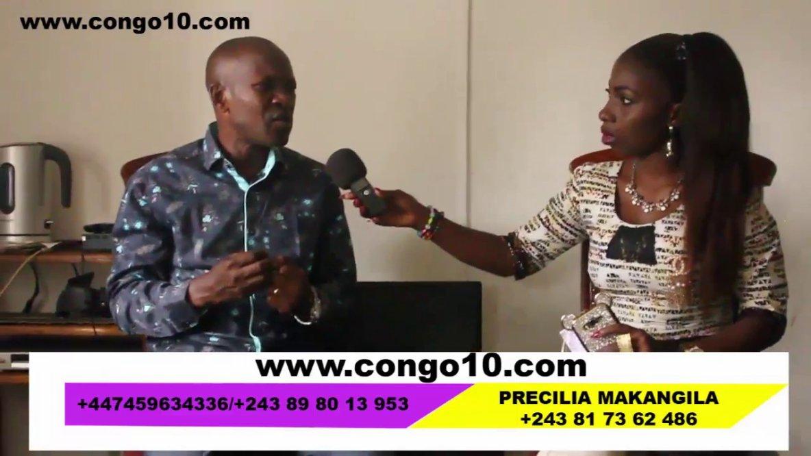 "Regardez ""CONGO10: DANIEL SAFU FRAPPE ENCORE TRES FORT SUR VITAL KAMERHE , OLENGA NKOY , KABILA , BRUNO"" sur YouTube"