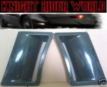 82 PONTIAC FIREBIRD KNIGHT RIDER FENDER VENTS SUPERCAR