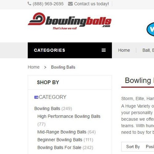 Bowling balls for sale