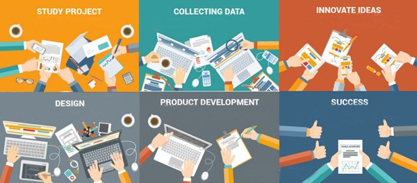 Data Processing Services for Corporate Business Purposes