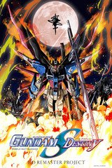 Mobile Suit Gundam Seed Destiny on Crunchyroll!