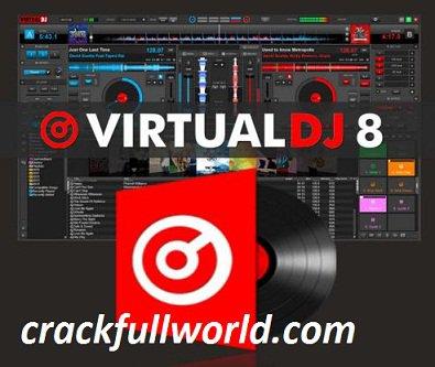 Virtual DJ Pro 8 Crack