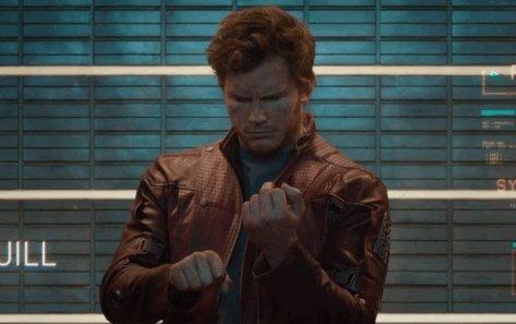 Les Gardiens de la galaxie - Chris Pratt