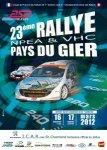 Rallye Pays du Gier 2012
