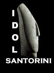 Idol Restaurant in Fira Santorini Island