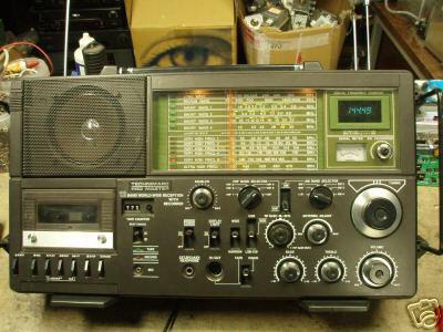AMATEUR RADIO - CHEZ PAPY