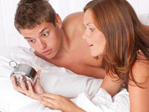 #Sexe : La durée idéale d'un rapport sexuel
