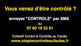 Kit de mobilisation Stop le contrôle au faciès