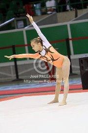 Lauryn Basso Gymnastique