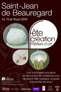 Fête de la Création et des Métiers d'Art - Château Saint-Jean de Beauregard