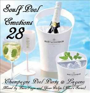 CocoNights-Mixes - .LuzaTuga & YoanDelipe - Soulf Pool Emotions 28 (Champagne Pool Party)