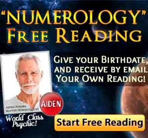 Personalized numerology report 2018
