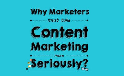 just free learn : Why marketers must take content marketing more seriously