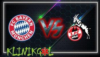 Prediksi Bola Bayern Munchen Vs Koln 14 Desember 2017