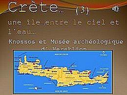 Crète 3 – Knossos et musée
