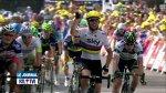 Résumé de la seconde étape du Tour de France, entre Visé et Tournai. - Sujet par sujet - RTL Vidéos