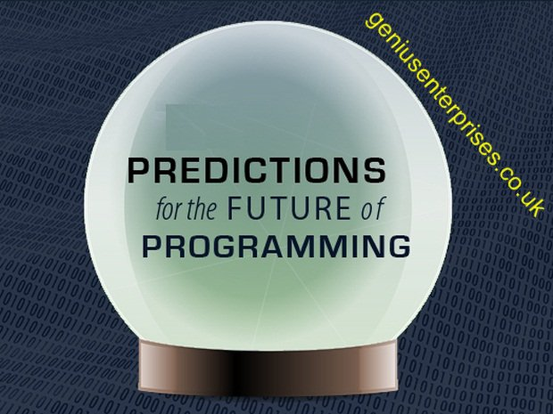 Forecasts for the near future of programming