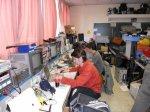 CLUB ELECTRONIQUE ET MICROPROCESSEUR : La grande salle