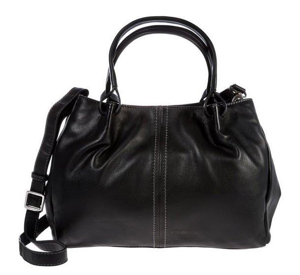 gerry weber piemont sac main noir zalando tendance mode femme. Black Bedroom Furniture Sets. Home Design Ideas