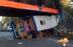 Fatal Megabus Crash Teaches Important Lesson: Don't Sit Up Front