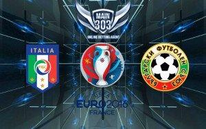 Prediksi Italia vs Bulgaria 7 September 2015