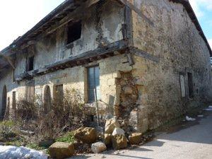 PATRIMOINE EN PÉRIL – La maison à pans de bois de Vraincourt, Clermont-en-Argonne, Meuse (55)