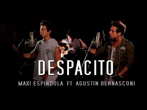 Maxi Espindola - Despacito ft. Agustín Bernasconi - LNO