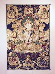 Buddhist Paintings, Thangka Art, Buddhist Art Thangkas at www.explosionluck.com