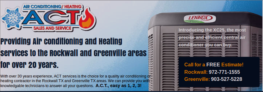 Choosing the Right Service That Offers Air Conditioning Repair in Greenville, TX by Alexandra