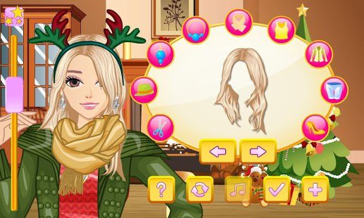Happy Christmas Pics: happy christmas dress up games