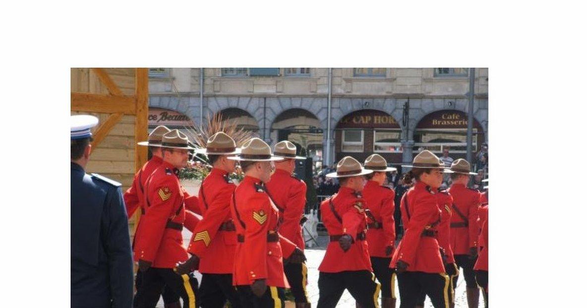 Gendarmerie du Canada