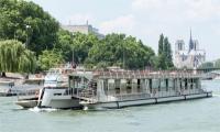 Le tourisme fluvial s'enrichit à Paris avec un nouveau trimaran | Ports de Paris