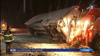Accident d'autocar sur l'A31 : le chauffeur placé en garde à vue pour homicide involontaire - France 3 Champagne-Ardenne
