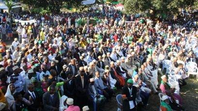 Deuxième anniversaire du parti Juwa : Sambi souhaite saisir le congrès pour amender l'article 13 - Al-Watwan, quotidien comorien, actualités et informations des Comores