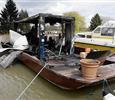 Fil Info   Hochfelden : quatre bateaux sombrent suite à un incendie - L'Alsace