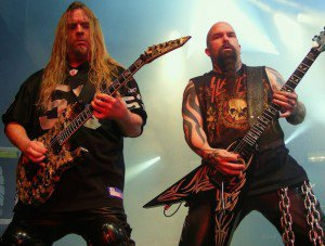 KERRY KING Says He And JEFF HANNEMAN Were Never Best Friends; TOM ARAYA Says There's An Unfinished HANNEMAN Song - Metal Injection | Drama | Metal Injection