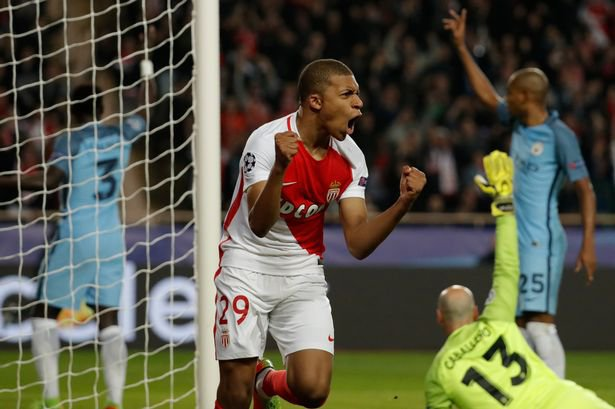Man City shock Real Madrid with world record £161 MILLION Kylian Mbappe bid - Daily Soccer News